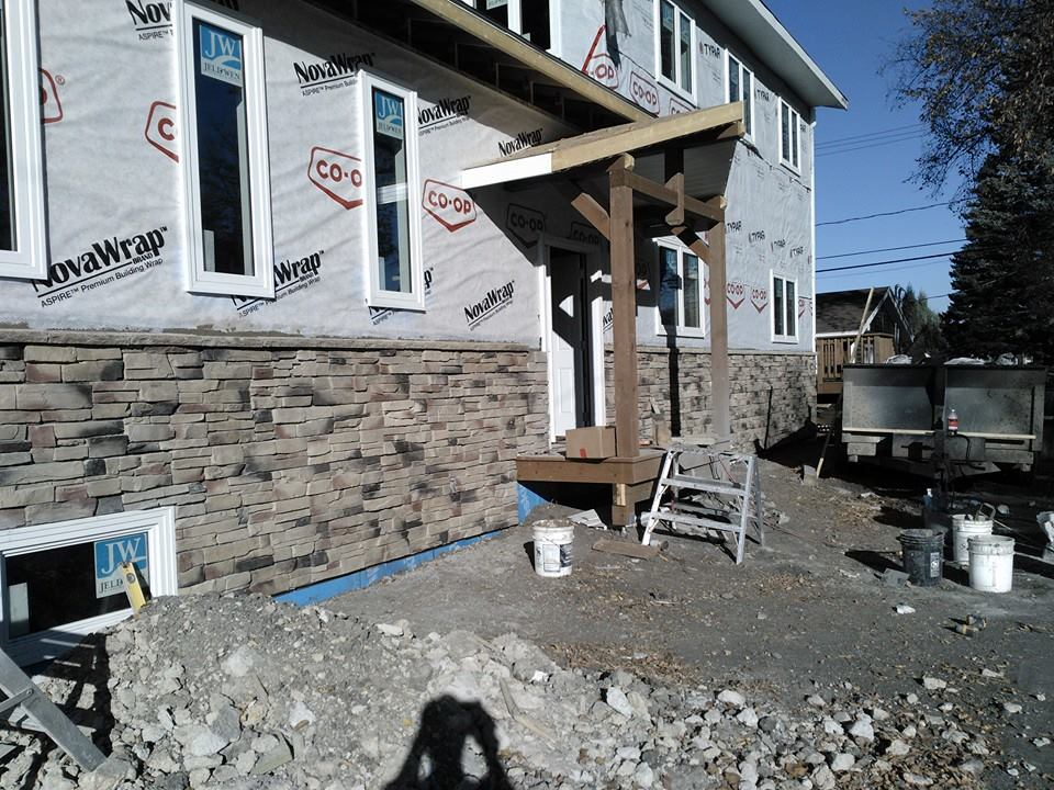 Rubble house project